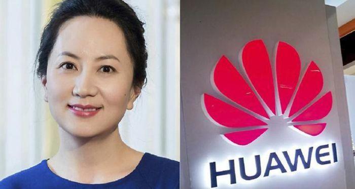 Удиректора Huawei вовремя задержания конфисковали iPhone, iPad иMacBook