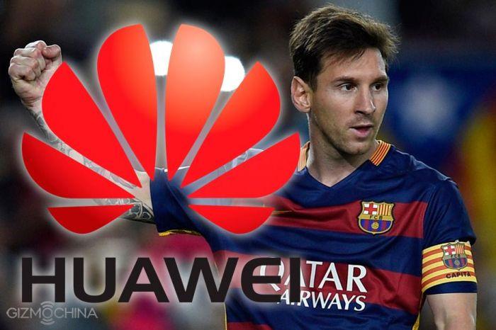 Лионель Месси поможет Huawei продавать смартфоны – фото 2
