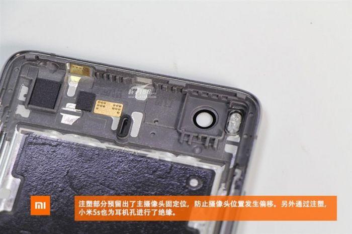Xiaomi Mi 5S в топовой версии разобрали до винтика – фото 7