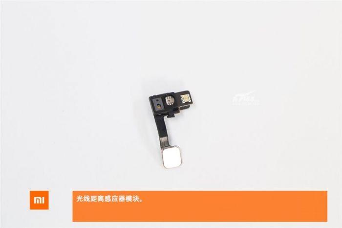 Xiaomi Mi 5S в топовой версии разобрали до винтика – фото 21