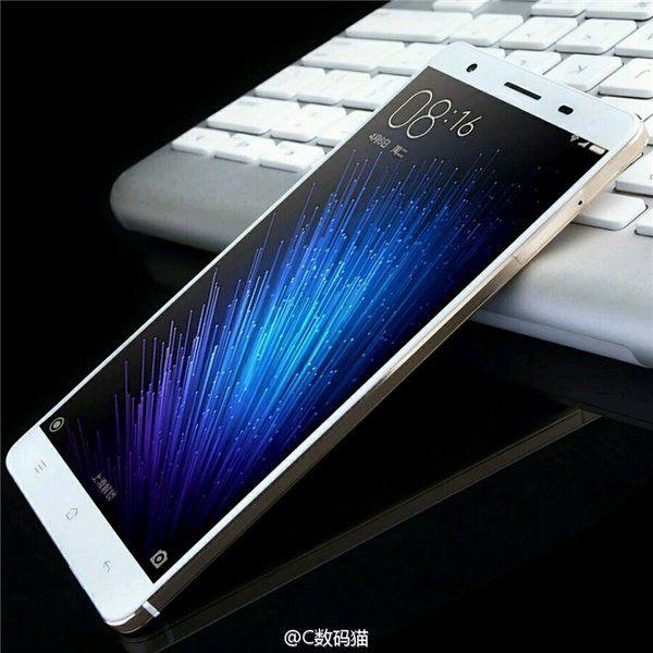 Xiaomi Max: новый рендер показывает дизайн фаблета – фото 1
