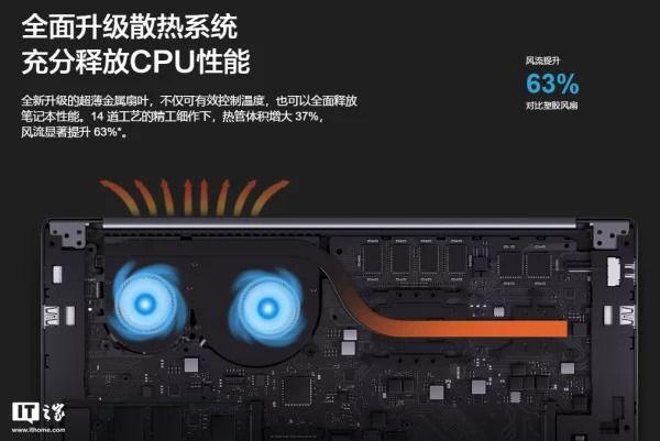 Xiaomi обновила свою линейку Mi Notebook Air – фото 3