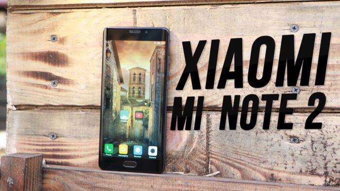 Xiaomi Mi Note 2 обзор: шаг вперед для Xiaomi, но для конкуренции с раскрученными брендами этого мало – фото 1