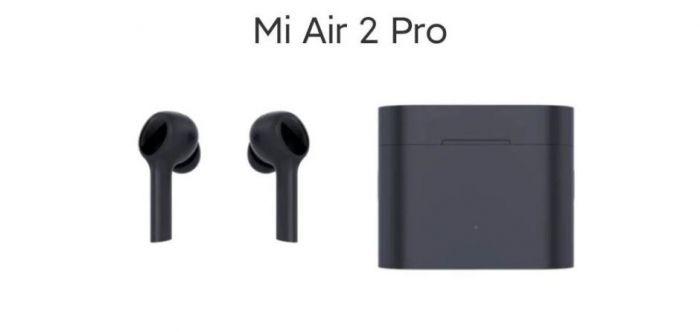 Mi Air 2 Pro рендеры