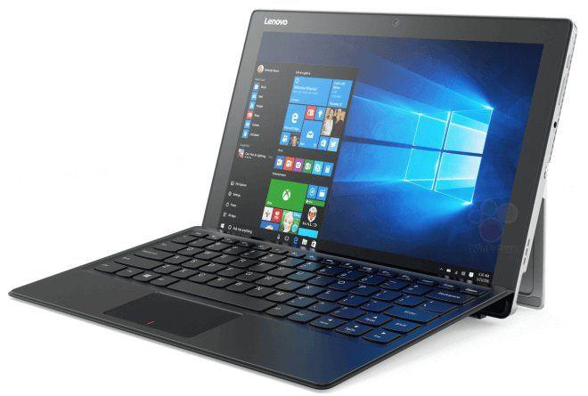Lenovo Miix 520 - гибрид планшета и ноутбука, способный конкурировать с Microsoft Surface Pro 4 – фото 1
