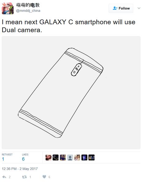 Samsung Galaxy Note 8 не будет первым смартфоном компании с двойной тыльной камерой – фото 1