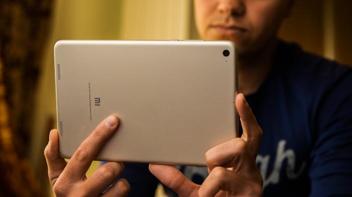 Xiaomi M iPad 3 обзор: компактный металлический планшет – фото 1