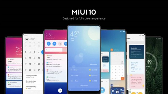 MIUI 10 Global Stable ROM пришла на Xiaomi Redmi 5 Plus, Redmi 6/6A – фото 2