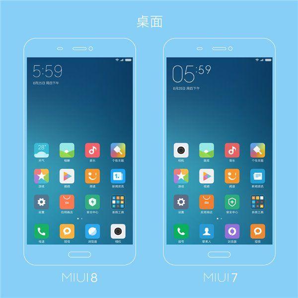 MIUI 8 против MIUI 7: сравнение дизайна и интерфейса в картинках – фото 3
