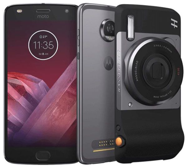 Moto Z2 Play сертифицирован в TENAA и опубликованы официальные рендеры смартфона – фото 3