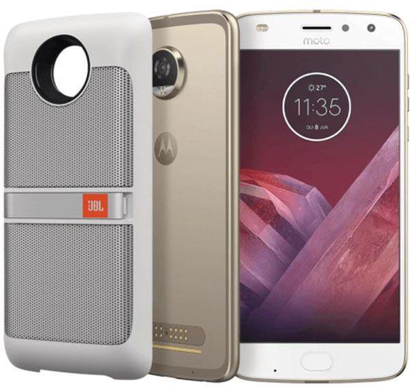 Moto Z2 Play сертифицирован в TENAA и опубликованы официальные рендеры смартфона – фото 4