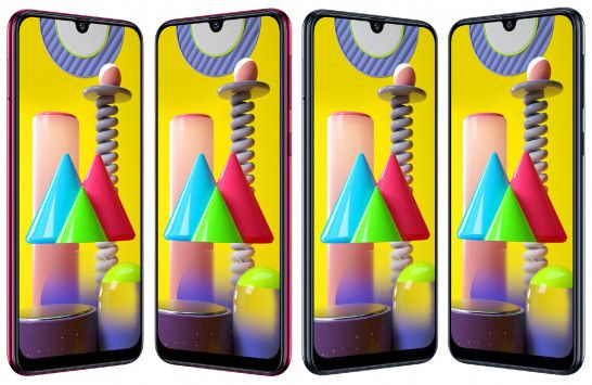 Samsung Galaxy M31: изображения и характеристики – фото 1