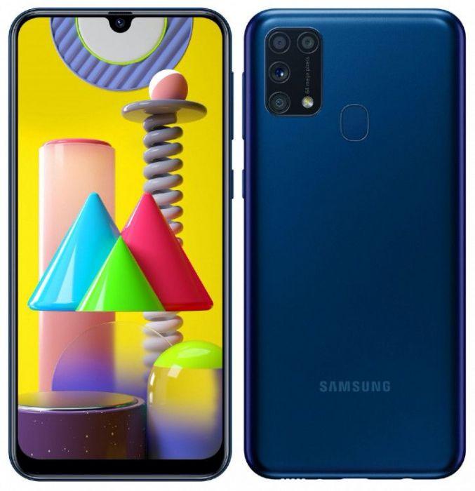 Samsung Galaxy M31: изображения и характеристики – фото 2