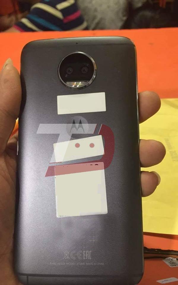 Moto G5S Plus с двойной камерой показался на фото – фото 1
