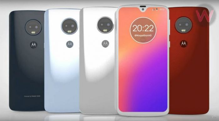 Концепт Moto G7 и G7 Plus на видео – фото 1