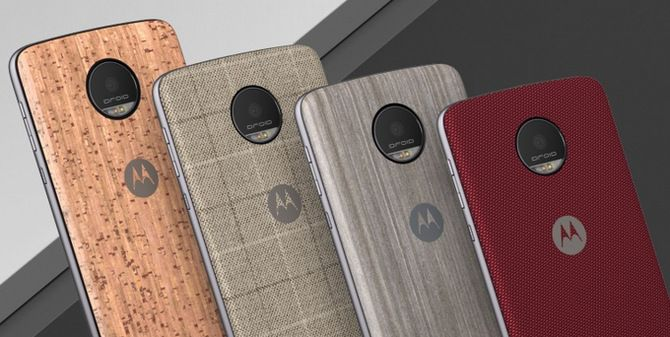 Moto Z с модульными панелями, на базе Snapdragon 820 и без 3,5 мм аудиоджека официально представлен – фото 2