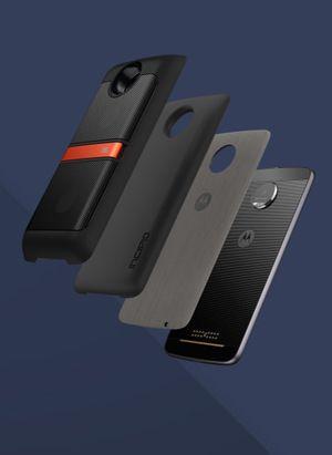 Moto Z с модульными панелями, на базе Snapdragon 820 и без 3,5 мм аудиоджека официально представлен – фото 3