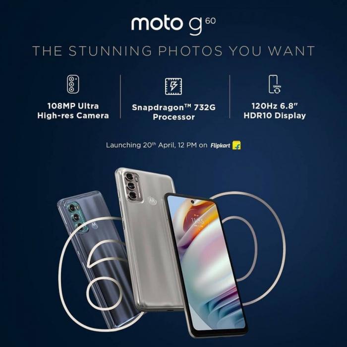 Названы главные фишки Moto G40 Fusion и Moto G60 – фото 2