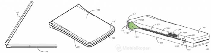 Motorola RAZR может вернуться с инновационными технологиями складной конструкции – фото 2