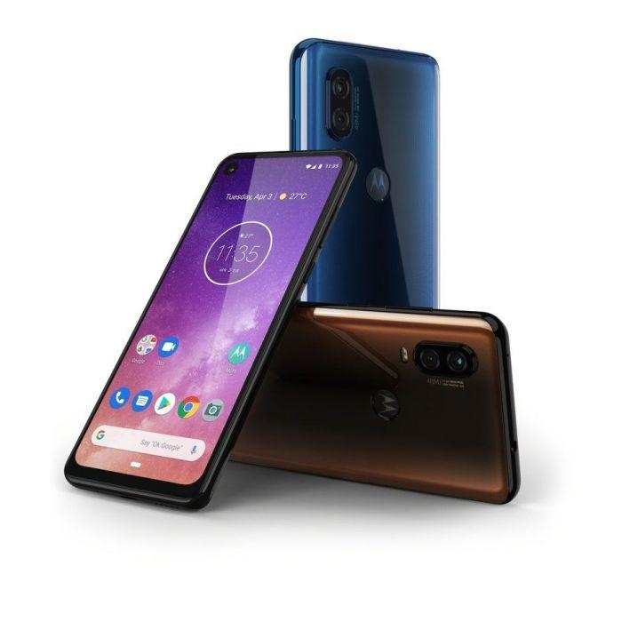 Представлен Motorola One Vision с чипом Exynos и кинематографическим дисплеем – фото 3