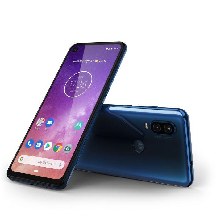 Представлен Motorola One Vision с чипом Exynos и кинематографическим дисплеем – фото 1