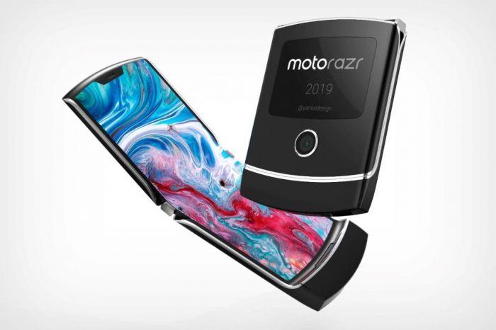 Motorola Razr все ближе к анонсу – фото 1