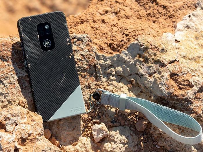 Вышел защищенный Motorola Defy (2021) – фото 1