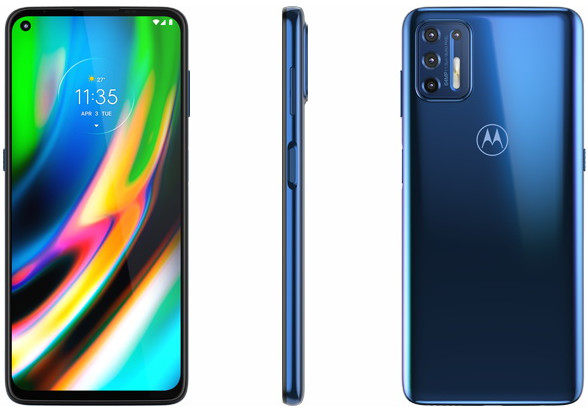 Motorola Kiev со всех сторон