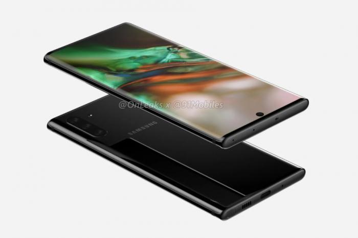 Названа предполагаемая дата анонса Samsung Galaxy Note 10 – фото 1