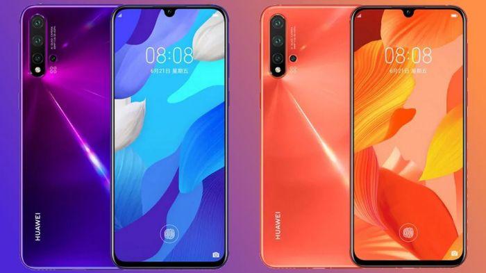 Huawei Nova 5 Pro и Nova 5i успели распаковать еще до анонса – фото 2