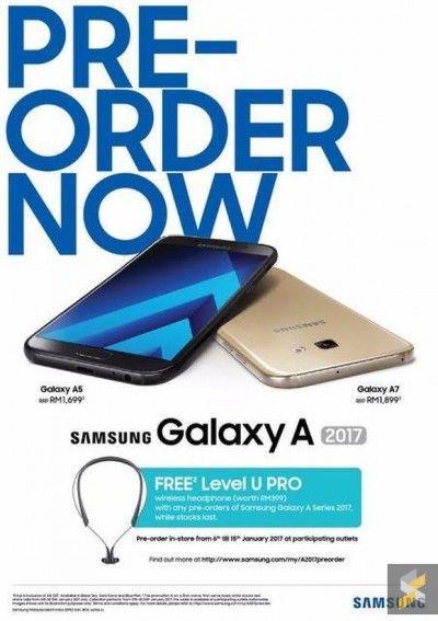 Стали известны ценники на смартфоны серии Samsung Galaxy A – фото 1