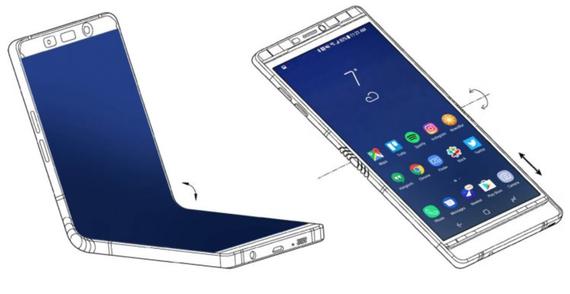 Samsung Galaxy X: крутой и дорогой – фото 1
