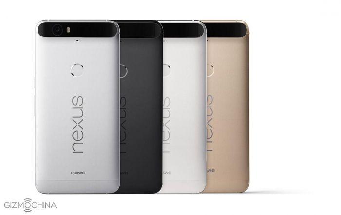 Предполагаемые изображения Huawei Mate S2 демонстрируют полное сходство с Nexus 6P – фото 3