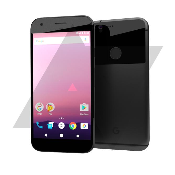 HTC Nexus Marlin и Sailfish: рендер демонстрирует дизайн смартфонов под брендом Nexus для Google – фото 1