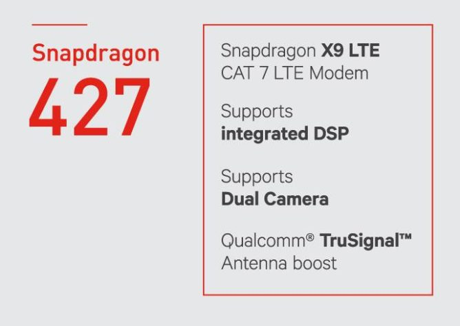 Qualcomm объявила о выходе трех мобильных чипов Snapdragon 427, 626 и 653 – фото 3