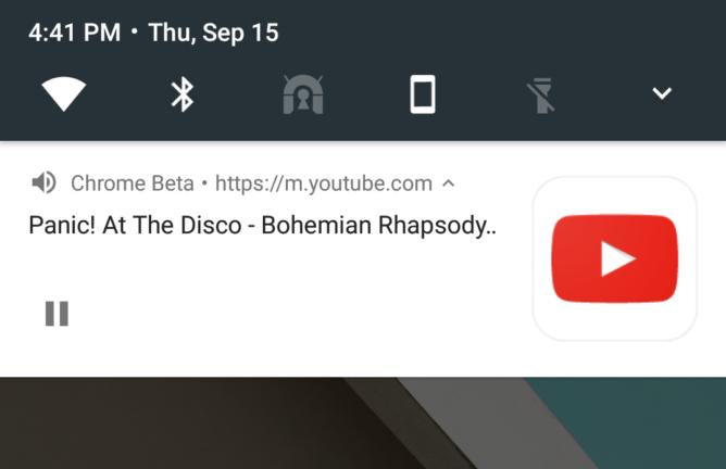 Google Chrome для Android обновился и теперь можно воспроизводить видео в фоновом режиме – фото 3
