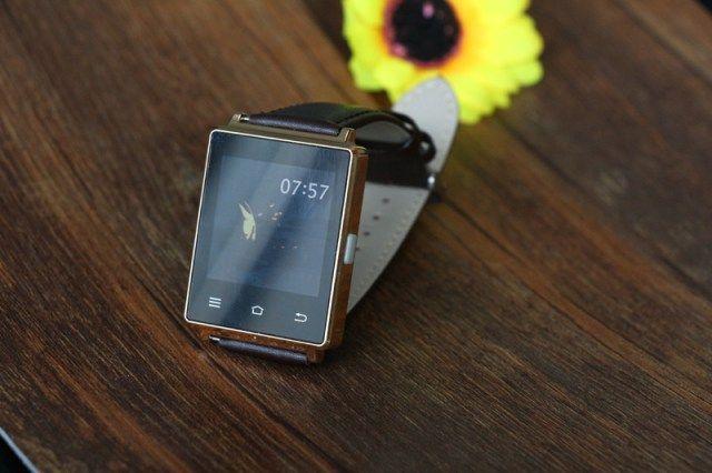 No.1 D6: как выглядят умные часы на платформе Android 5.1 – фото 1