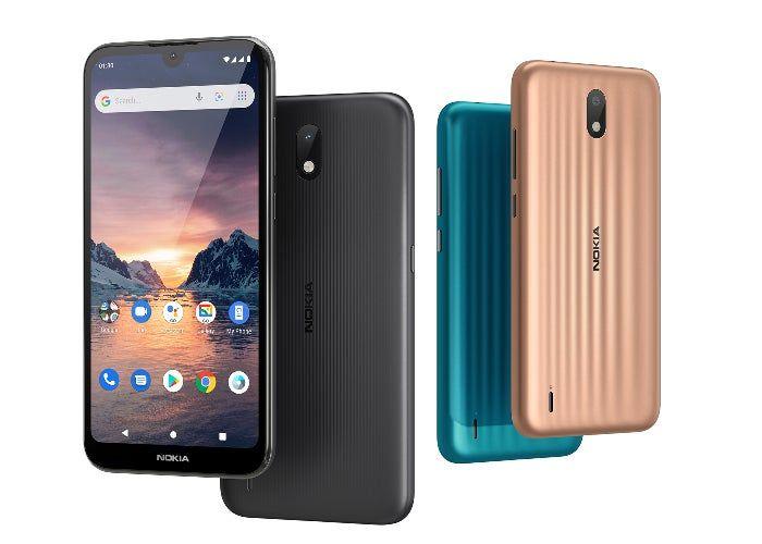 Представлены Nokia 5.3 и Nokia 1.3: практичные смартфоны с самым необходимым – фото 2