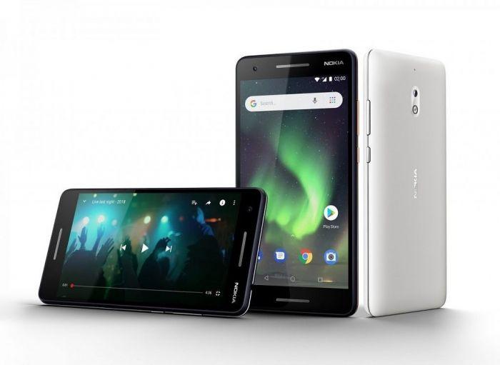 Анонс Nokia 2.1, Nokia 3.1 и Nokia 5.1: характеристики, цена и старт продаж – фото 4
