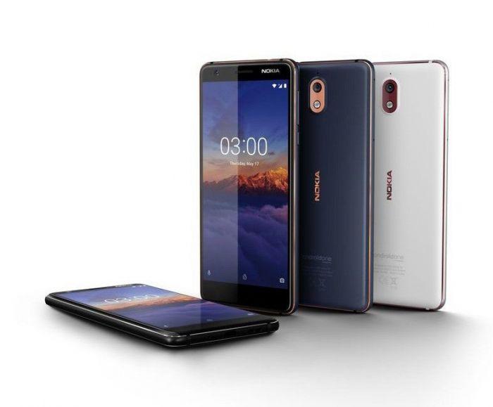 Анонс Nokia 2.1, Nokia 3.1 и Nokia 5.1: характеристики, цена и старт продаж – фото 3