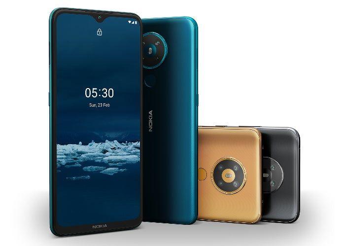 Представлены Nokia 5.3 и Nokia 1.3: практичные смартфоны с самым необходимым