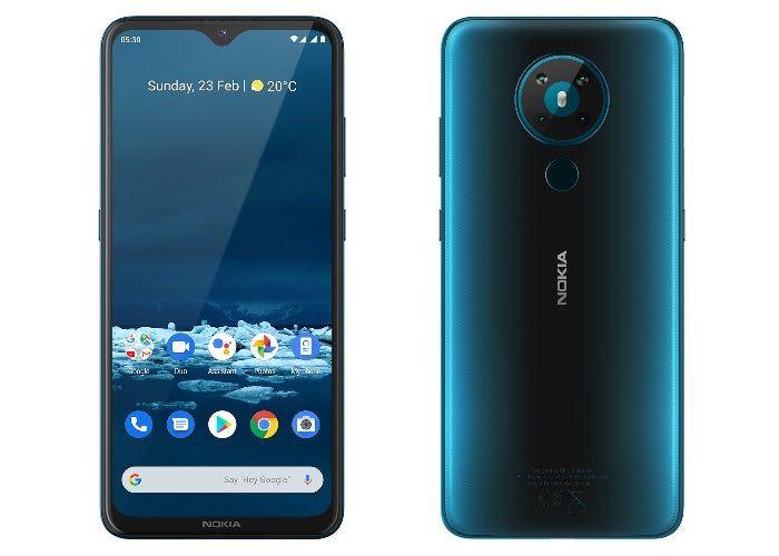 Представлены Nokia 5.3 и Nokia 1.3: практичные смартфоны с самым необходимым – фото 1