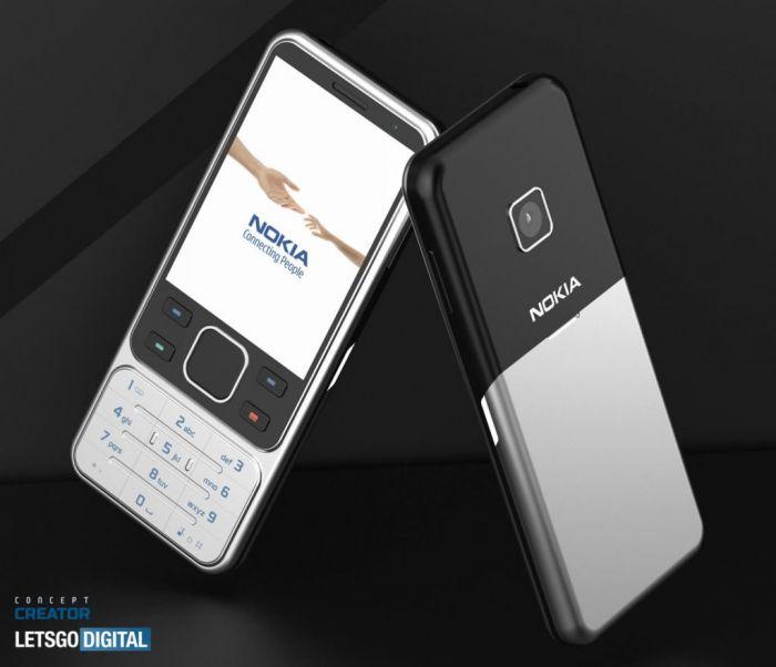 Ностальгический Nokia 6300 на рендерах – фото 1