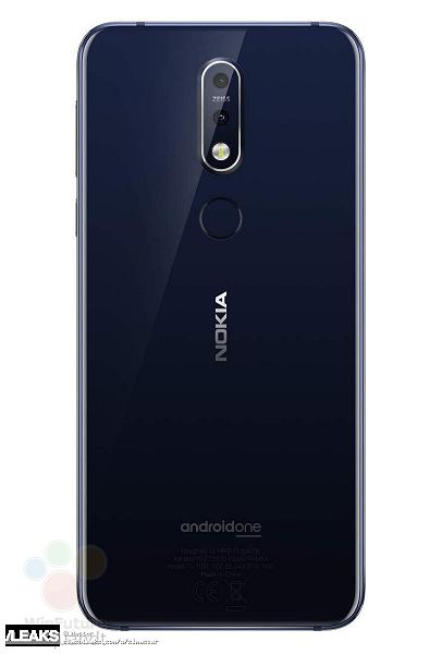 Nokia 7.1: изображения и характеристики – фото 2