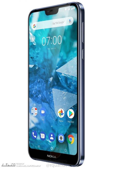 Nokia 7.1: изображения и характеристики – фото 3