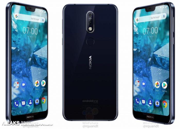 Nokia 7.1: изображения и характеристики – фото 4