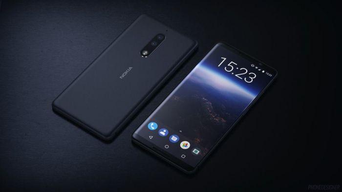 Эскизы Nokia 8 и Nokia 9 обещают двойную тыльную камеру – фото 3