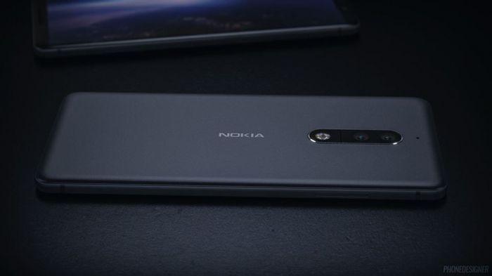 Эскизы Nokia 8 и Nokia 9 обещают двойную тыльную камеру – фото 4