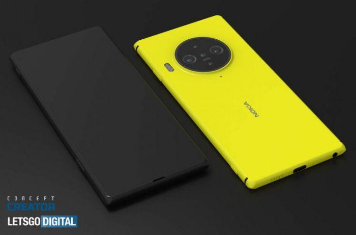 Показали концепт Nokia 9.3 PureView – фото 2