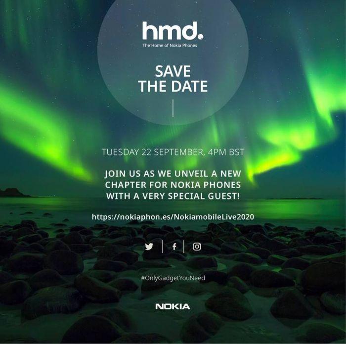 HMD Global назначила дату следующей презентации. Какой смартфон Nokia покажут? – фото 1
